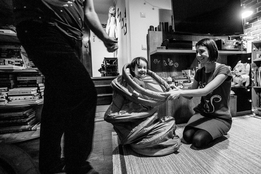 Fotojurnalism de familie - În preajma Crăciunului în familie - Fotografie de Copii by Mihai Zaharia Photography