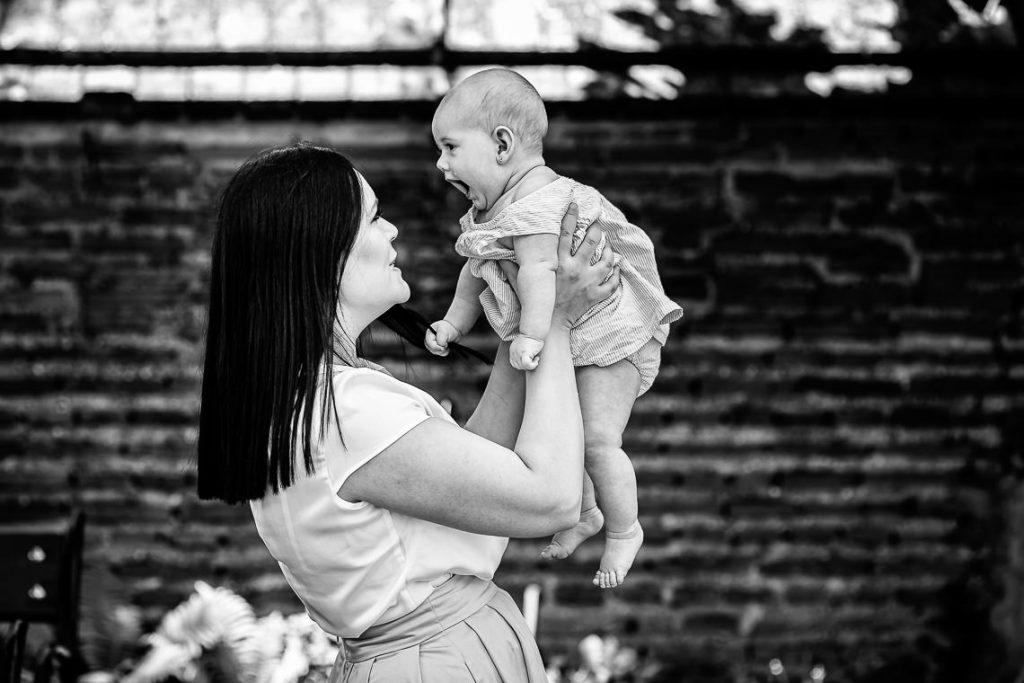 Fotograf Botez Bucuresti Ambery Home - Ana Gabriela